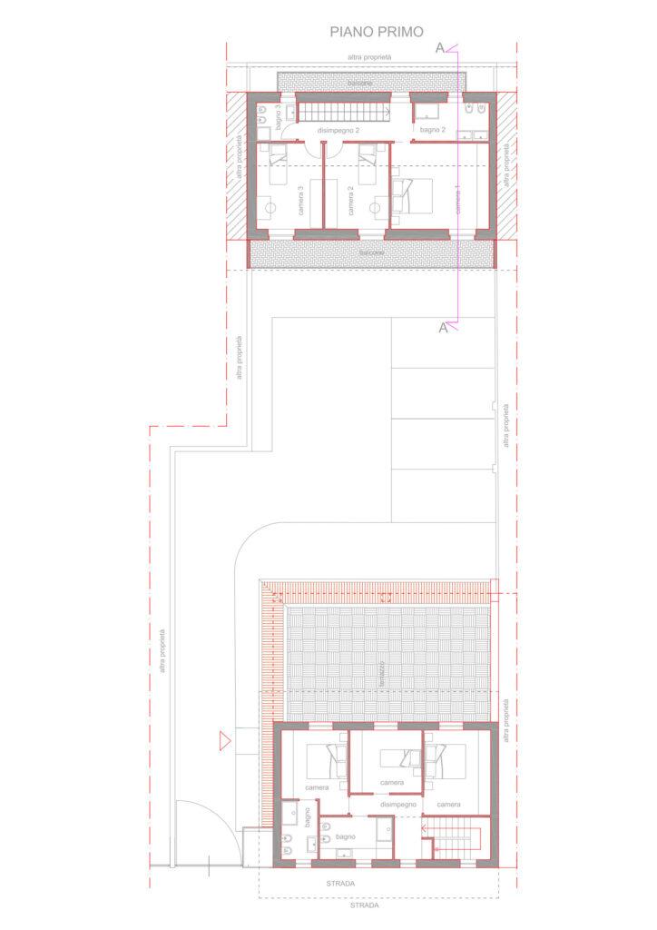 Casa Unika chivasso piano primo 1