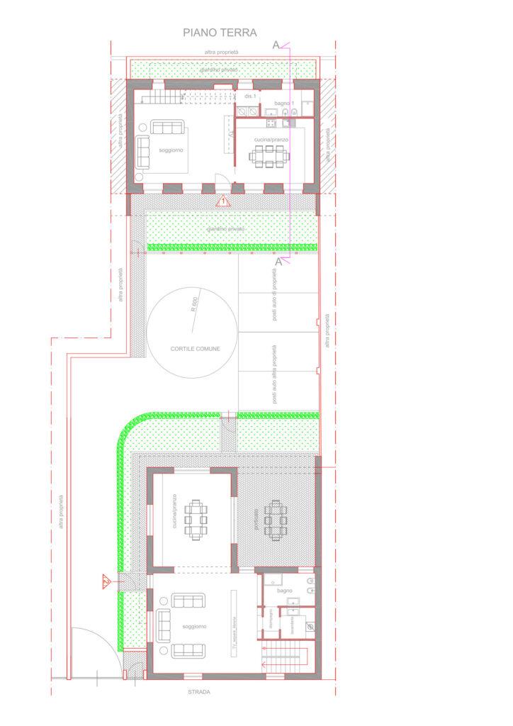 Casa Unika chivasso piano terra 1
